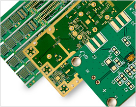 China Quickterm Multilayer HDI High Frenquency Aluminium PCB
